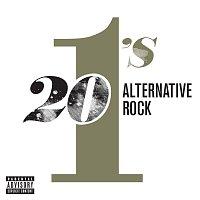 Přední strana obalu CD 20 #1's: Alternative Rock
