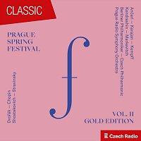 Berliner Philharmoniker, Wilhelm Kempff, Czech Philharmonic – Prague Spring Festival Gold Edition:, Vol. 2 (Live)