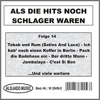 Různí interpreti – Als die Hits noch Schlager waren Folge 14