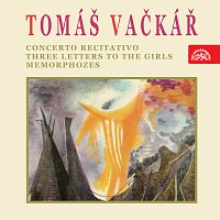 Symfonický orchestr hl.m. Prahy (FOK) – Vačkář: Concerto recitativo, Tři dopisy dívkám, Metamorfózy