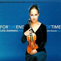 Leila Josefowicz, John Novacek – For The End Of Time