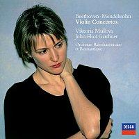 Viktoria Mullova, Orchestre Révolutionnaire et Romantique, John Eliot Gardiner – Beethoven / Mendelssohn: Violin Concertos