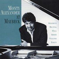Monty Alexander – The Maybeck Recital Series, Vol. 40
