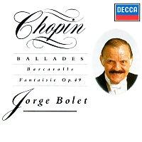 Jorge Bolet – Chopin: Ballades; Barcarolle; Fantaisie