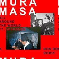 Mura Masa, Desiigner – All Around The World [Bok Bok Remix]