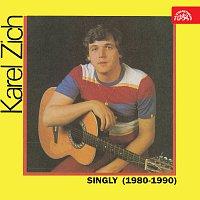 Přední strana obalu CD Singly (1980-1990)