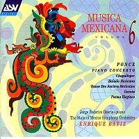 Přední strana obalu CD Musica Mexicana Volume 6