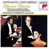 Agnes Baltsa, José Carreras, Tallis Chamber Choir, London Symphony Orchestra, Plácido Domingo – Opera Duets