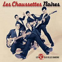 Přední strana obalu CD Les 50 Plus Belles Chansons