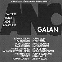 Různí interpreti – Svensk rock mot apartheid