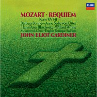 Barbara Bonney, Anne Sofie von Otter, Hans Peter Blochwitz, Sir Willard White – Mozart: Requiem; Kyrie in D minor