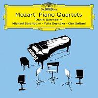 Michael Barenboim, Yulia Deyneka, Kian Soltani, Daniel Barenboim – Mozart: Piano Quartets [Live At Pierre Boulez Saal]