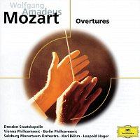 Mozarteum-Orchester Salzburg, Leopold Hager, Berliner Philharmoniker, Karl Bohm – Mozart: Overtures
