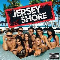 Přední strana obalu CD Jersey Shore Soundtrack