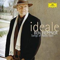 Přední strana obalu CD Tosti: Songs - Ben Heppner / Members of the London Symphony Orchestra
