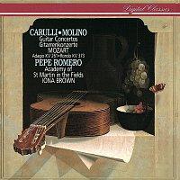 Pepe Romero, Academy of St. Martin in the Fields, Iona Brown – Carulli / Molino: Guitar Concertos / Mozart: Adagio K.261 - Rondo K.373