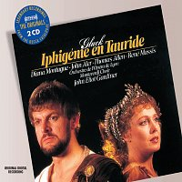Diana Montague, John Aler, Sir Thomas Allen, René Massis, The Monteverdi Choir – Gluck: Iphigénie en Tauride [2 CDs]