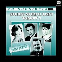 Various Artists.. – 20 Suosikkia / Suuret suomalaiset tangot 3 / Tango humiko
