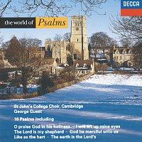 Choir Of St. John's College, Cambridge, George Guest, Sir David Willcocks – The World of Psalms