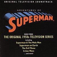Různí interpreti – Adventures Of Superman: Music From The Original 1950s Television Series [Original Television Soundtrack]