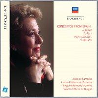 Alicia de Larrocha, London Philharmonic Orchestra, Royal Philharmonic Orchestra – Concertos From Spain