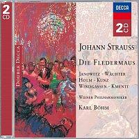 Gundula Janowitz, Eberhard Wachter, Renate Holm, Wiener Philharmoniker – Strauss, J.: Die Fledermaus