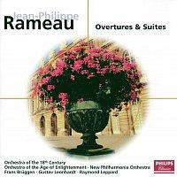 Přední strana obalu CD Rameau: Overtures & Suites