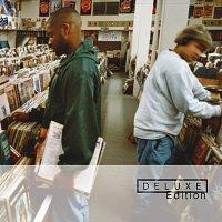 Přední strana obalu CD Endtroducing [Deluxe Edition]