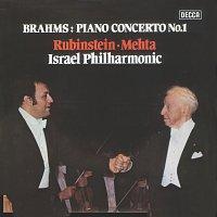 Arthur Rubinstein, Israel Philharmonic Orchestra, Zubin Mehta – Brahms: Piano Concerto No. 1