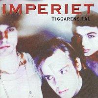 Přední strana obalu CD Tiggarens tal