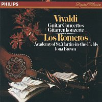 Los Romeros, Academy of St. Martin in the Fields, Iona Brown – Vivaldi: Guitar Concertos