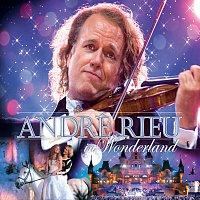 Přední strana obalu CD André Rieu In Wonderland