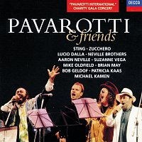 Luciano Pavarotti, Sting, Zucchero, Lucio Dalla, The Neville Brothers, Brian May – Pavarotti & Friends