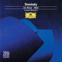 English Bach Festival Percussion Ensemble, Leonard Bernstein – Stravinsky: Les Noces; Mass