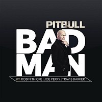 Pitbull, Robin Thicke, Joe Perry, Travis Barker – Bad Man
