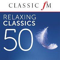 Přední strana obalu CD 50 Relaxing Classics by Classic FM