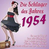 Různí interpreti – Die Schlager des Jahres 1954