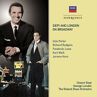 Cesare Siepi, George London, The Roland Shaw Orchestra – Siepi And London On Broadway