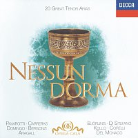 "Různí interpreti – 20 Great Tenor Arias - ""Nessun Dorma"" - Bizet / Donizetti / Puccini / Verdi etc."