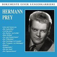 Přední strana obalu CD Hermann Prey - Die fruhen Aufnahmen