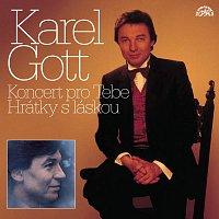Karel Gott – Komplet 27 / 28 Koncert pro tebe / Hrátky s láskou 2CD