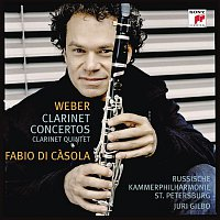 Fabio Di Casola, Russische Kammerphilharmonie St. Petersburg – Weber: Concertos For Clarinet And Orchestra