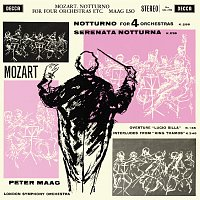 Peter Maag – Mozart: Notturno; Serenata notturna; Thamos [The Peter Maag Edition - Volume 7]