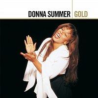 Přední strana obalu CD Donna Summer: Gold