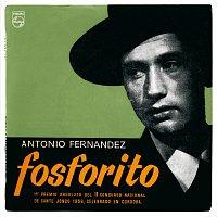 Přední strana obalu CD Antonio Fernández -Fosforito-