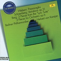 "Webern: Passacaglia / Schoenberg: Variations Op.6 / Berg: 3 Pieces from the ""Lyric Suite""; 3 Pieces for Orchestra Op.6"