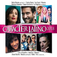 Various Artists.. – Carácter Latino 2018