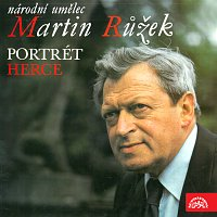 Martin Růžek – Národní umělec Martin Růžek - Portrét herce