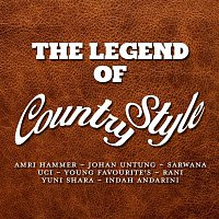 Various Artists.. – The Legend Of Country Style