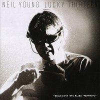 Přední strana obalu CD Lucky Thirteen